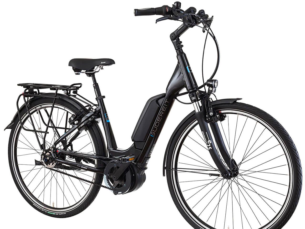 E-Bike mieten Fahrradverleih Amrum El Dorado