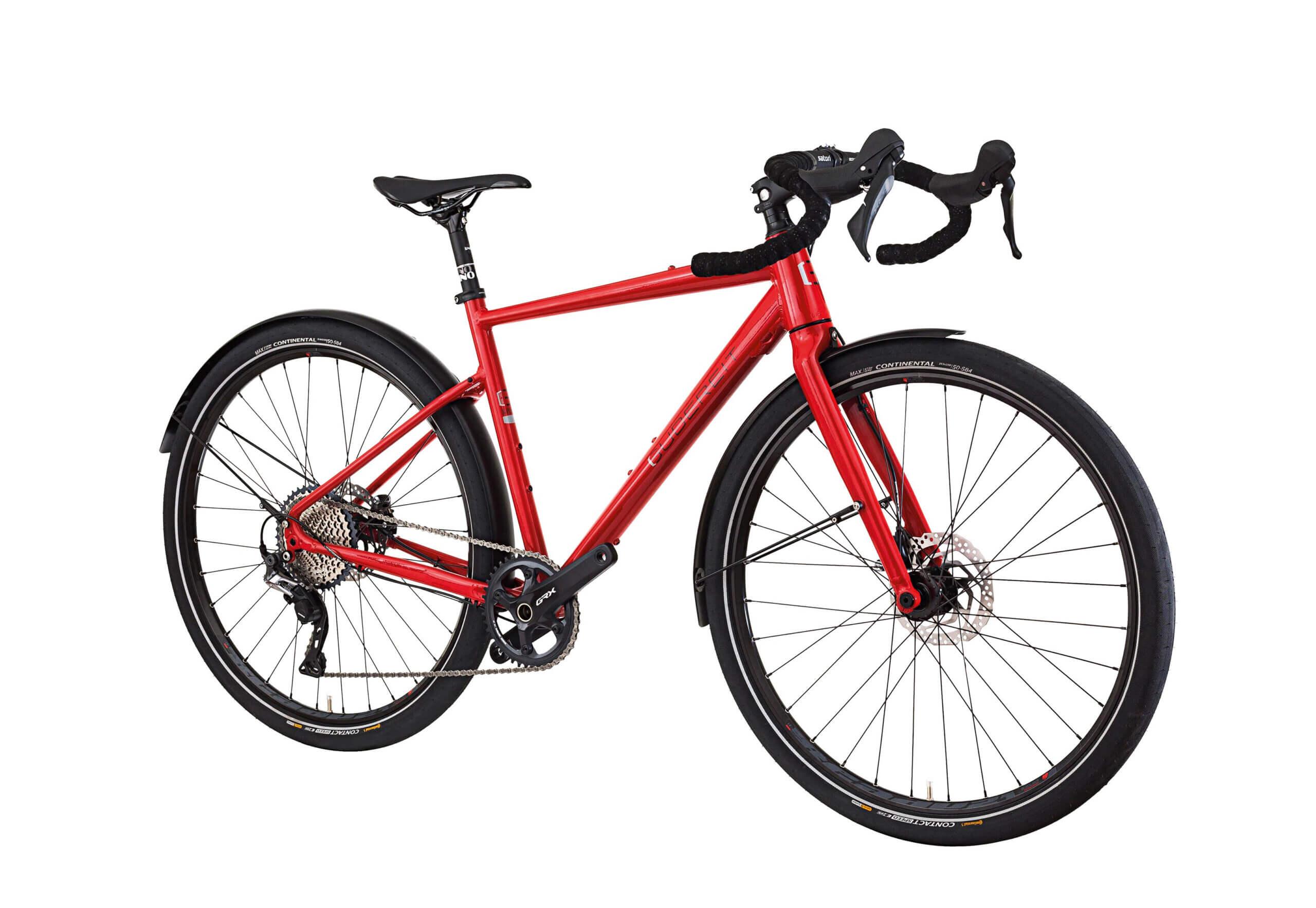 hochwertiges Gravelbike Fahrradverleih Amrum