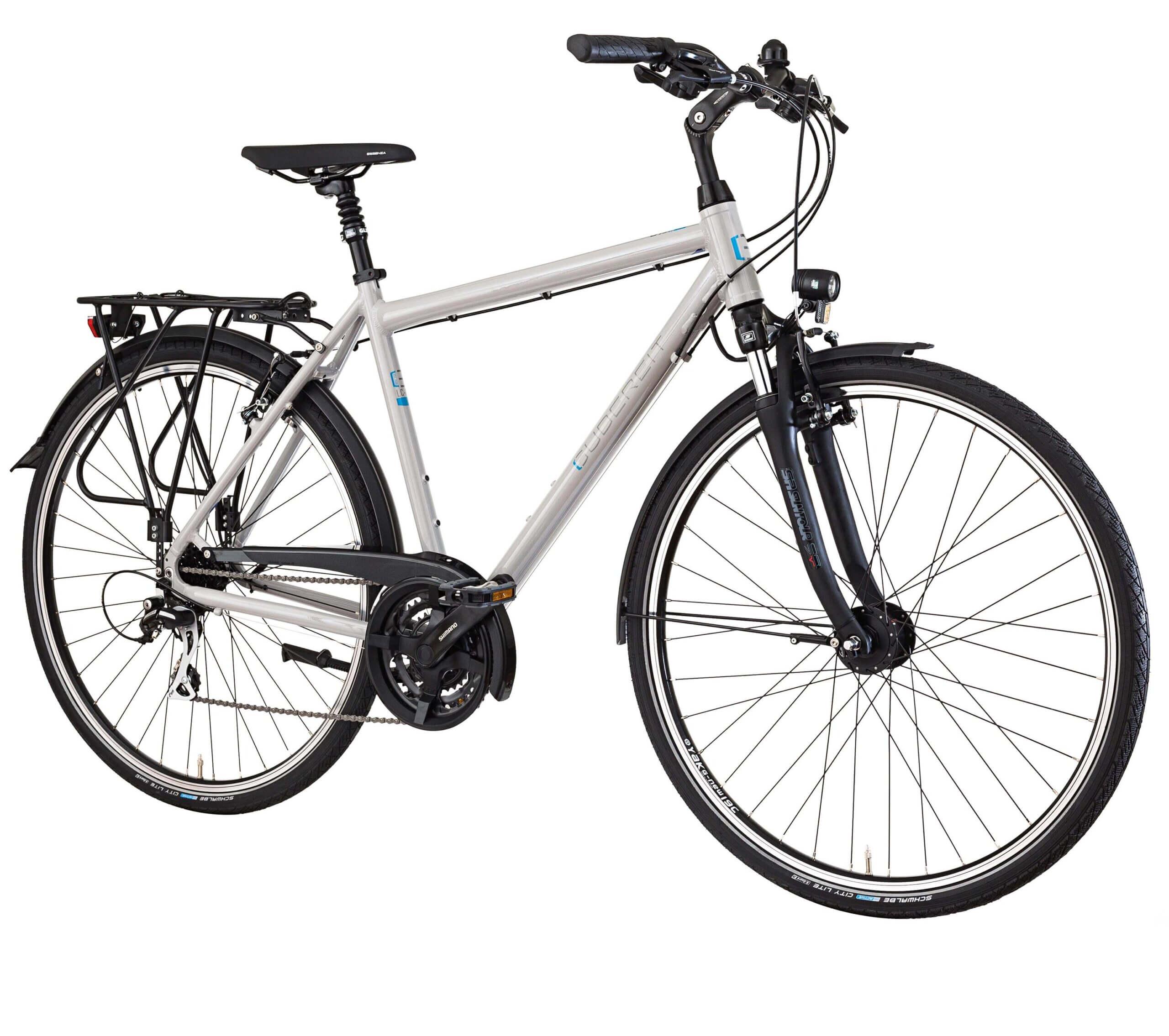 Eldorado Trekkingrad Fahrrad Gudereit Trekking Amrum Fahrradverleih